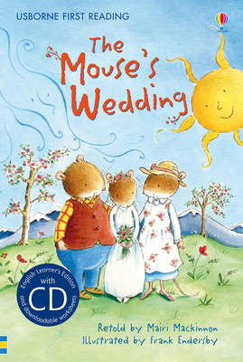 First Reading Three: The Mouse's Wedding by Mairi Mackinnon