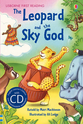 First Reading Three: The Leopard and the Sky God by Mairi Mackinnon