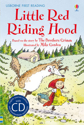 First Reading Four: Little Red Riding Hood by Susanna Davidson
