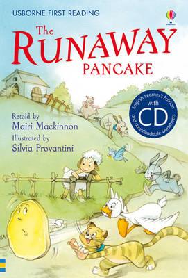 First Reading Four: The Runaway Pancake by Mairi Mackinnon