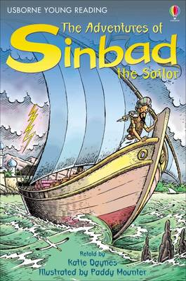 The Adventures of Sinbad the Sailor by Katie Daynes
