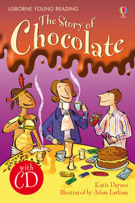 The Story of Chocolate by Russell Punter