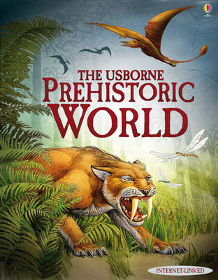 Internet-linked Prehistoric World by J. Bingham
