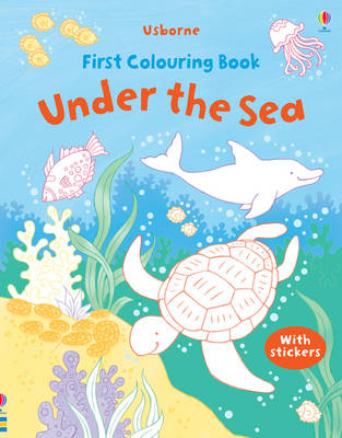 Under the Sea by Jessica Greenwell