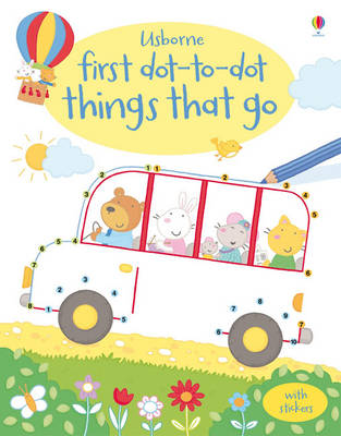 Things That Go by Felicity Brooks