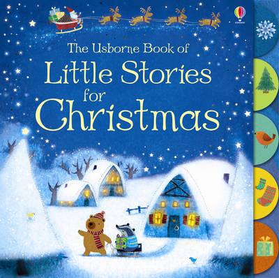 Little Stories for Christmas by Sam Taplin