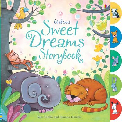 Sweet Dreams Storybook by Sam Taplin