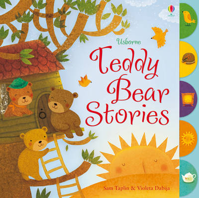 Teddy Bear Stories by Sam Taplin