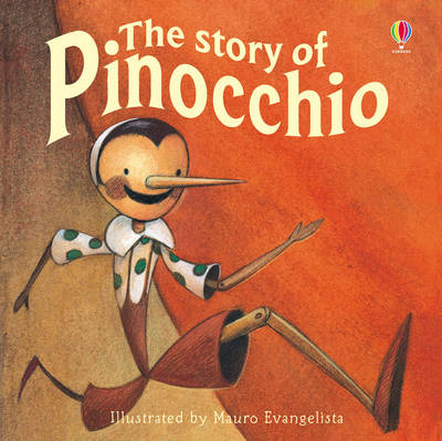 The Story of Pinocchio by Katie Daynes