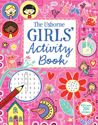 Girl's Activity Book by Various