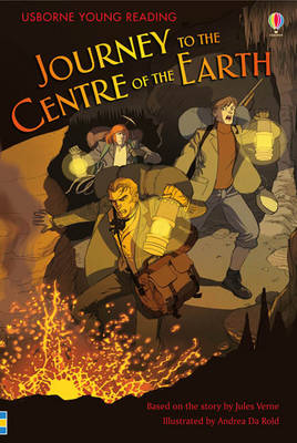 Journey to the Centre of the Earth by Sarah Courtauld