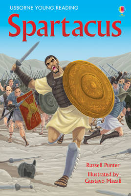 Spartacus by Russell Punter
