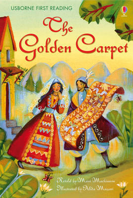 The Golden Carpet by Mairi Mackinnon