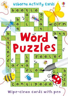 Word Puzzles by Sarah Khan