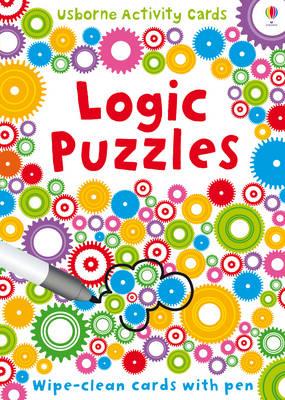 Logic Puzzles by Sarah Khan