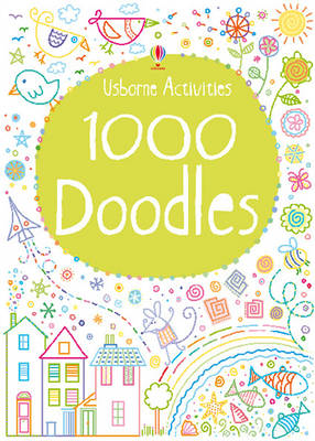 1000 Doodles by Kirsteen Robson, Philip Clarke