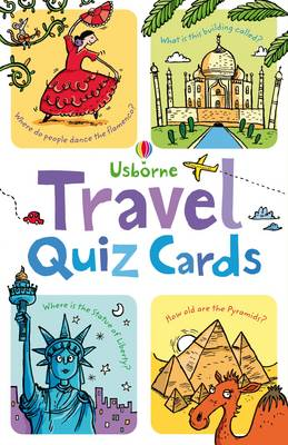 Travel Quiz by Simon Tudhope