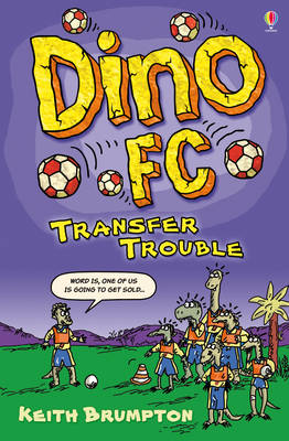 Transfer Trouble by Keith Brumpton
