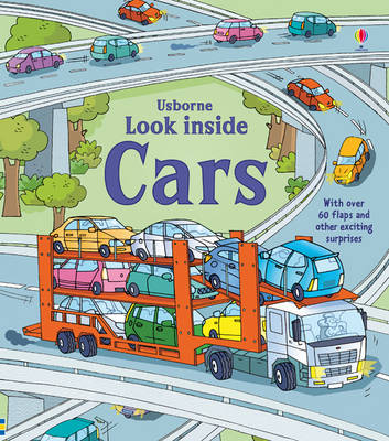Look Inside Cars by Rob Lloyd Jones