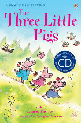 The Three Little Pigs [Book with CD] by Susanna Davidson