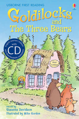 Goldilocks and The Three Bears [Book with CD] by Susanna Davidson