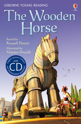 The Wooden Horse [Book with CD] by Russell Punter