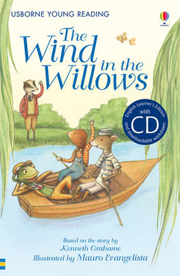 The Wind in the Willows [Book with CD] by Lesley Sims