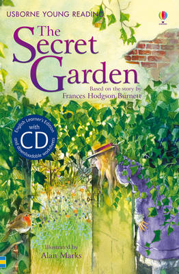 The Secret Garden [Book with CD] by Lesley Sims
