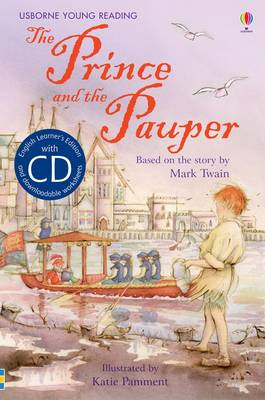 The Prince and the Pauper [Book with CD] by Susanna Davidson