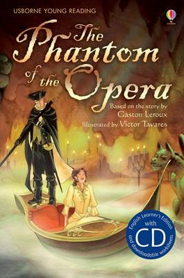 The Phantom of the Opera [Book with CD] by Kate Knighton