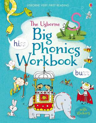 Big Phonics Workbook by Mairi Mackinnon