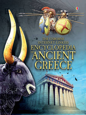 Encyclopedia of Ancient Greece by Jane Chisholm, Lisa Miles, Struan Reid