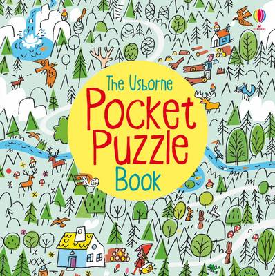Pocket Puzzle Book by Alex Frith, Sarah Courtauld