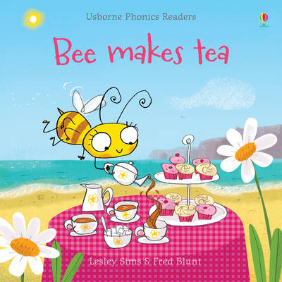 Bee Makes Tea by Lesley Sims