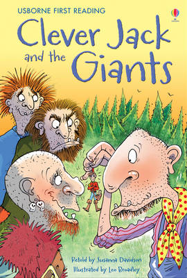 Clever Jack and the Giants by Susanna Davidson