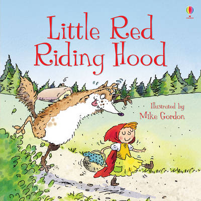 Little Red Riding Hood by Susanna Davidson
