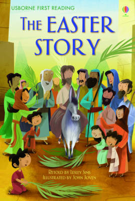 The Easter Story by Russell Punter