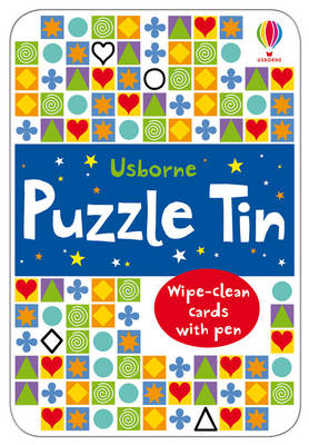 Puzzle Tin by