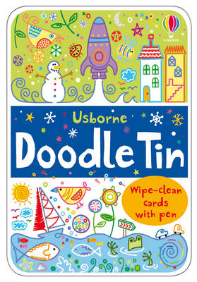 Doodle Tin by