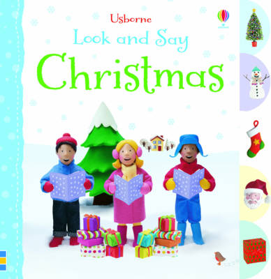 Look and Say: Christmas by Felicity Brooks