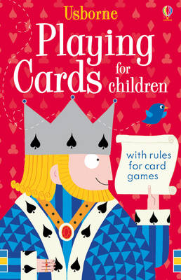Playing Cards for Children by Jim Field