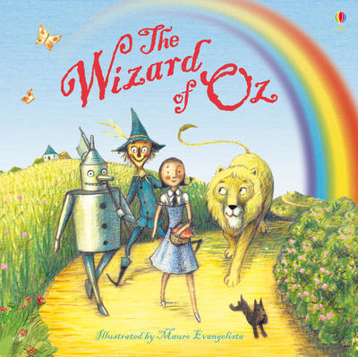 The Wizard of Oz by Rosie Dickens, Lesley Sims