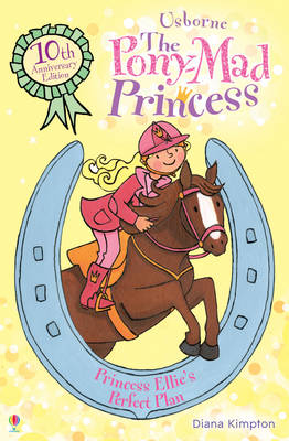Princess Ellie's Perfect Plan by Diana Kimpton