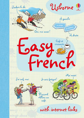 Easy French by Katie Daynes, Nicole Irving