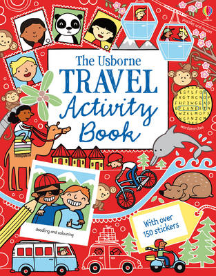 Travel Activity Book by Rebecca Gilpin