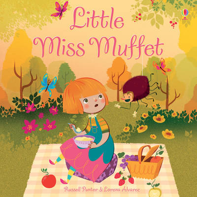 Little Miss Muffet by Russell Punter