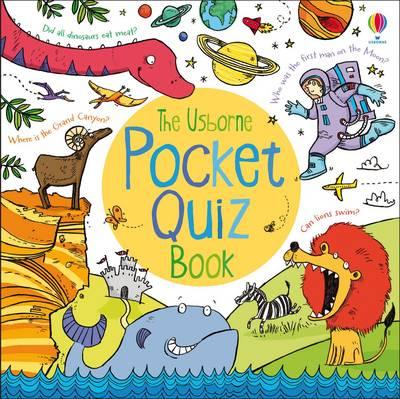 Pocket Quiz Book by Simon Tudhope