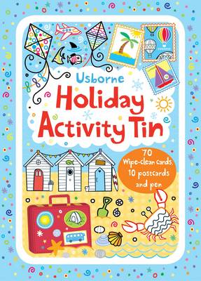 Holiday Activity Tin by