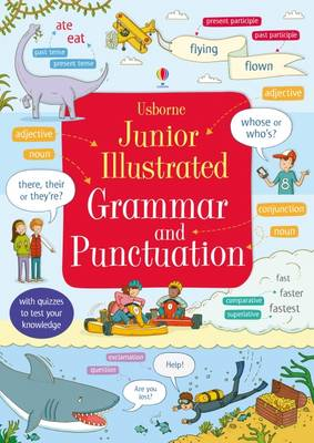 Junior Illustrated Grammar and Punctuation by Jane Bingham