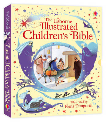 Illustrated Children's Bible by Heather Amery